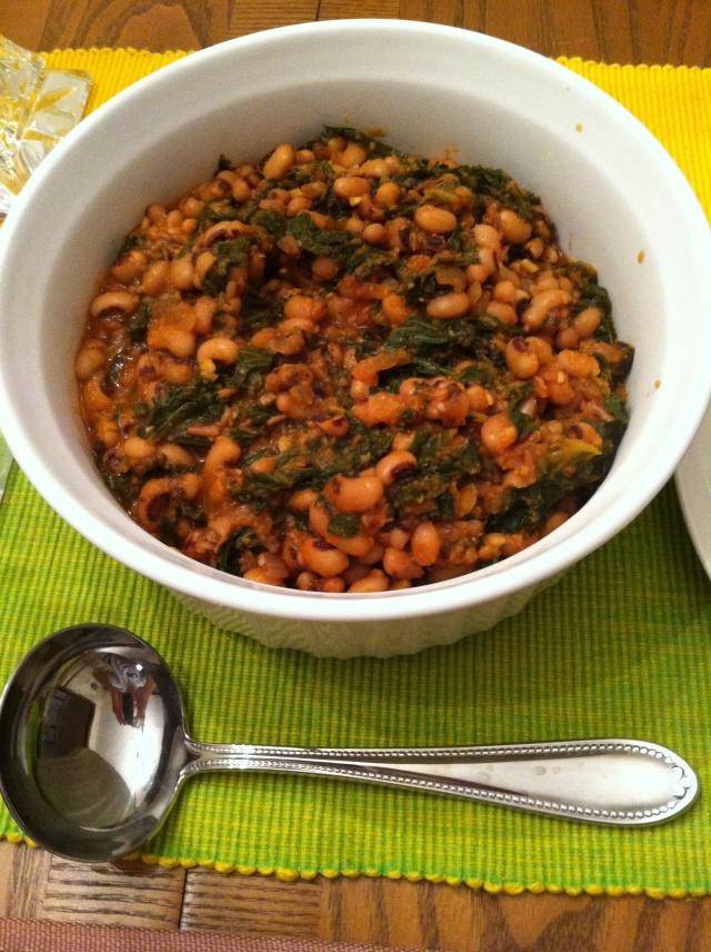 Hottie Beans n Greens