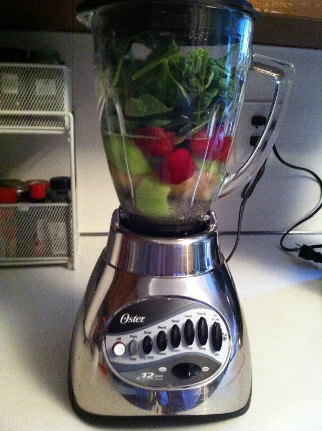 Salad Smoothie 001