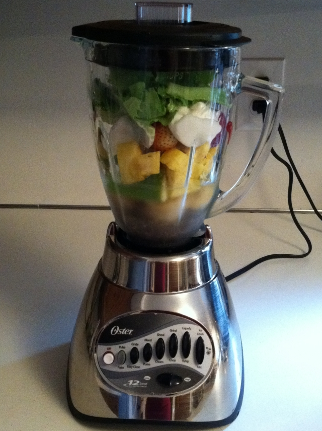 Salad Smoothie 009