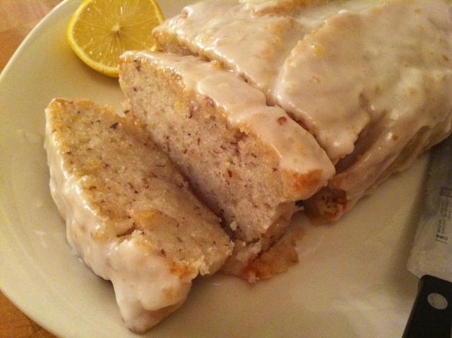 Lemon Yogurt Cake 010