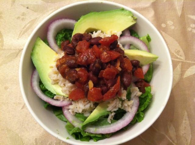 Taco Salad 002