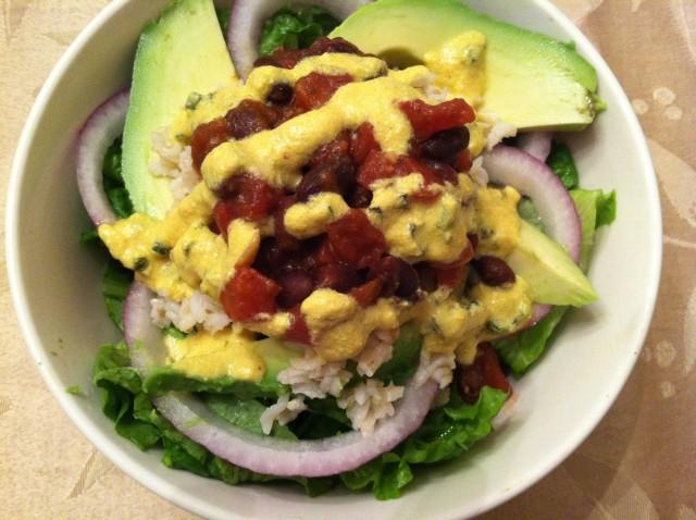 Taco Salad 003