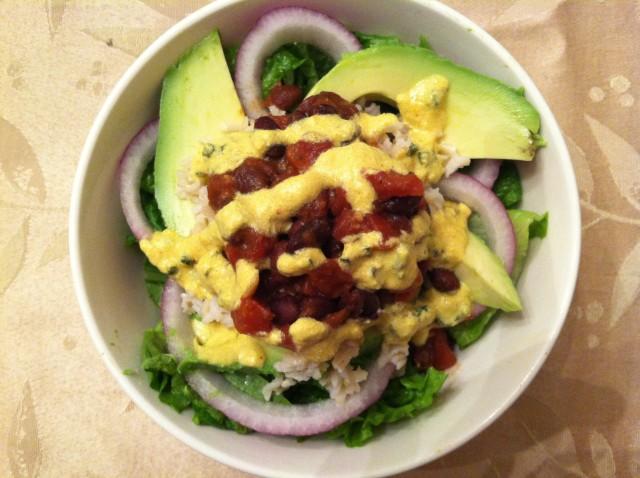 Taco Salad 005