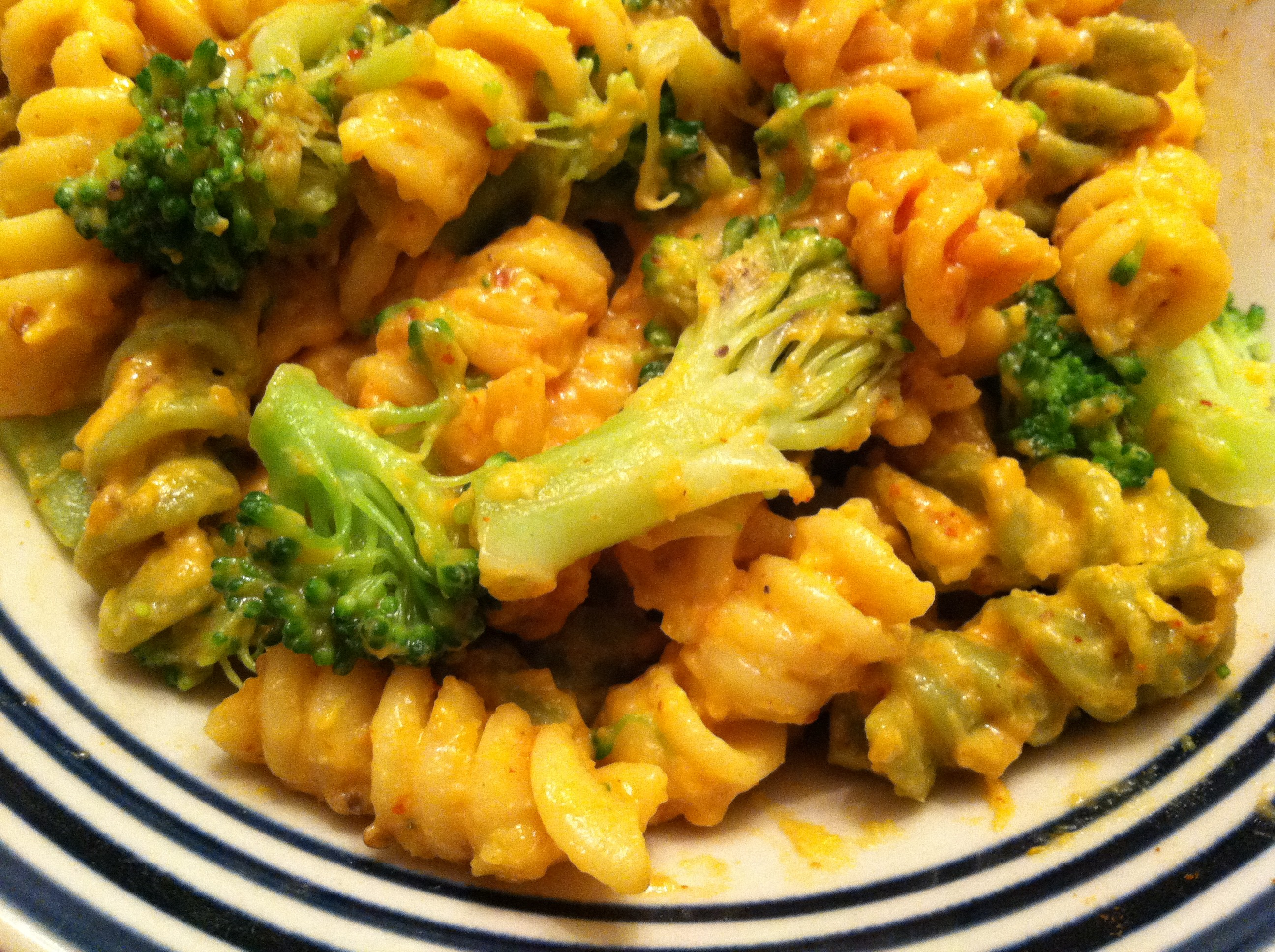 ... Butternut Squash Mac 'n' Cheeze from Oh She Glows ( click for