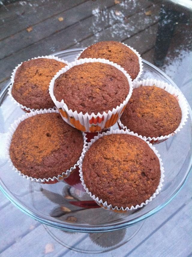 Choc Spice Muffins 001