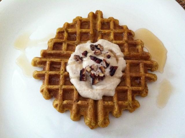 Waffle beauty 1