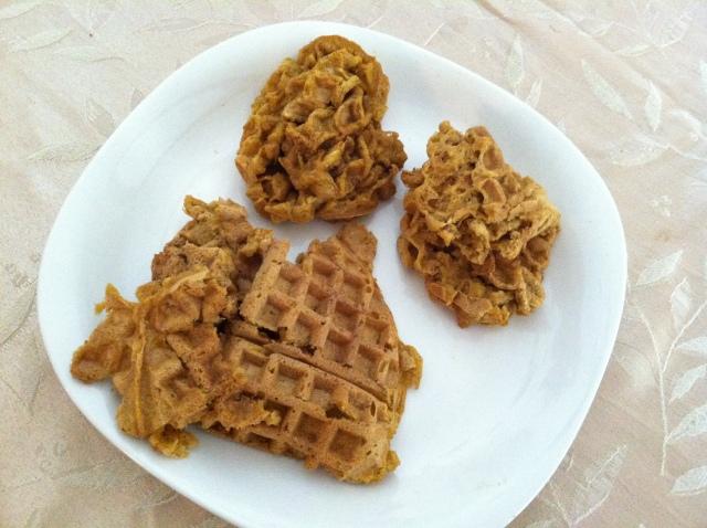 Waffle Mess