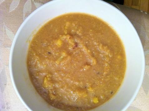 Cauli Soup